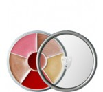 Kryolan Lip Shine Circle 6 Colors